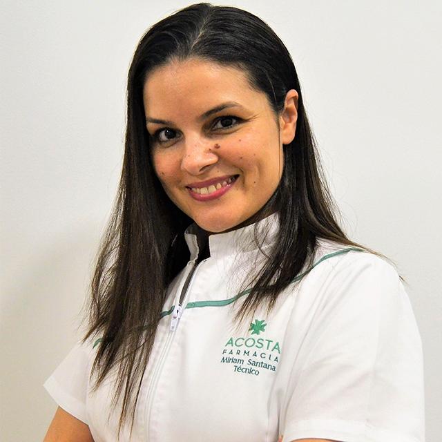 Miriam del Carmen Santana Gil