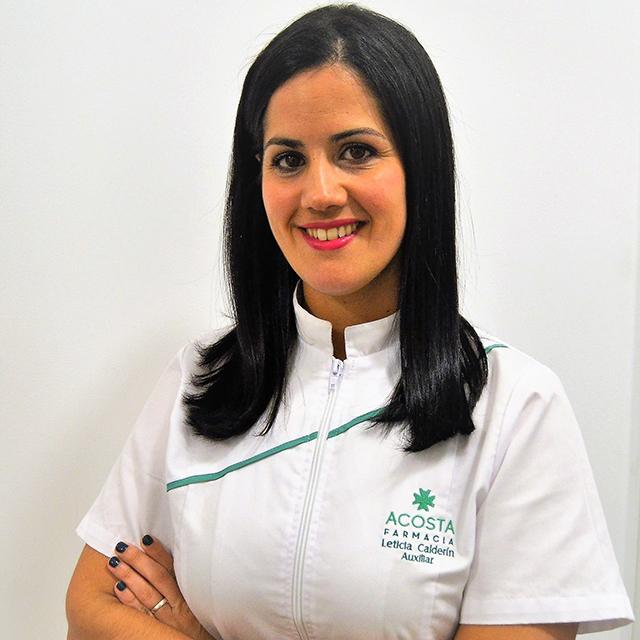 Leticia Calderín Pérez