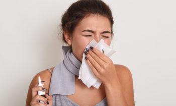 ¿Alergia en primavera?