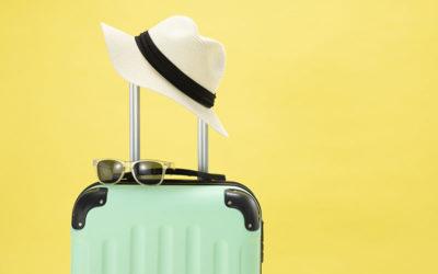 Es hora de hacer la maleta… ¡Aquí los imprescindibles que no deben faltar!
